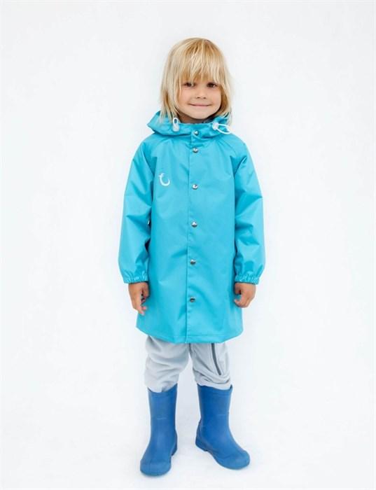 Компактный плащ дождевик Хиппичик детский - фото 5073