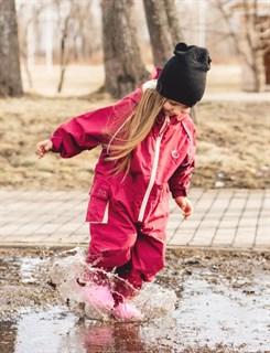 Универсальный непромокаемый комбинезон для детей ХИППИЧИК - фото 4702