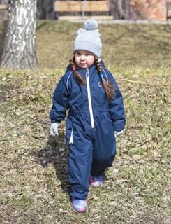Утепленный непромокаемый комбинезон для детей ХИППИЧИК - фото 4747