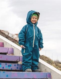 Утепленный непромокаемый комбинезон для детей ХИППИЧИК - фото 4753