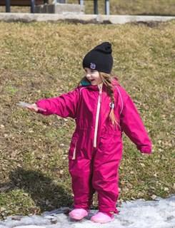 Утепленный непромокаемый комбинезон для детей ХИППИЧИК - фото 4760