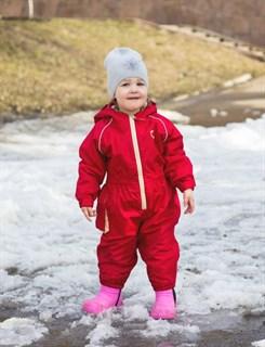 Утепленный непромокаемый комбинезон для детей ХИППИЧИК - фото 4764