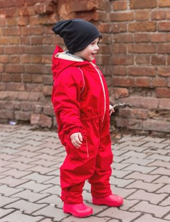 Утепленный непромокаемый комбинезон для детей ХИППИЧИК - фото 4765