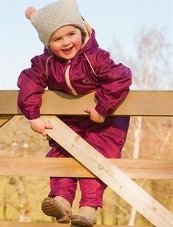 Утепленный непромокаемый комбинезон для детей ХИППИЧИК - фото 4768