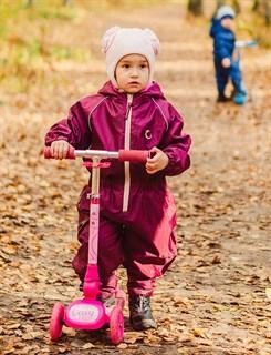 Утепленный непромокаемый комбинезон для детей ХИППИЧИК - фото 4769