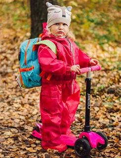 Утепленный непромокаемый комбинезон для детей ХИППИЧИК - фото 4771