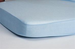 Натяжная непромокаемая простынь (тенсел) ХИПИЧИК - фото 4990
