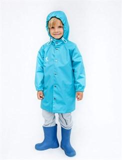 Компактный плащ дождевик Хиппичик детский - фото 5076