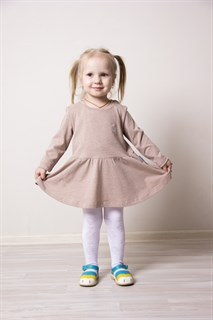 Платье-туника Хиппичик - фото 5173