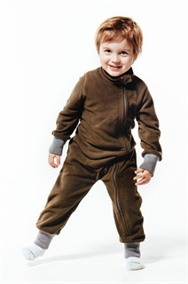 Комбинезон флисовый Хиппичик - фото 5310
