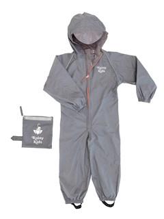 Компактный непромокаемый комбинезон для детей РейниКидз - фото 5335