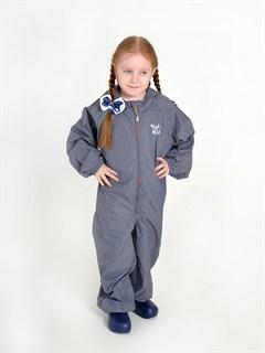 Компактный непромокаемый комбинезон для детей РейниКидз - фото 5364