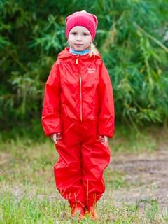Компактный непромокаемый комбинезон для детей РейниКидз - фото 5409